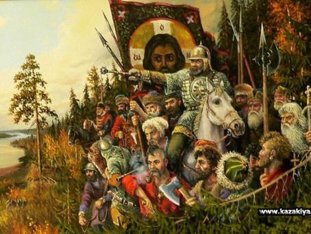 Казаки со всей России почтят память атамана Ермака на месте его гибели в Тюменской области
