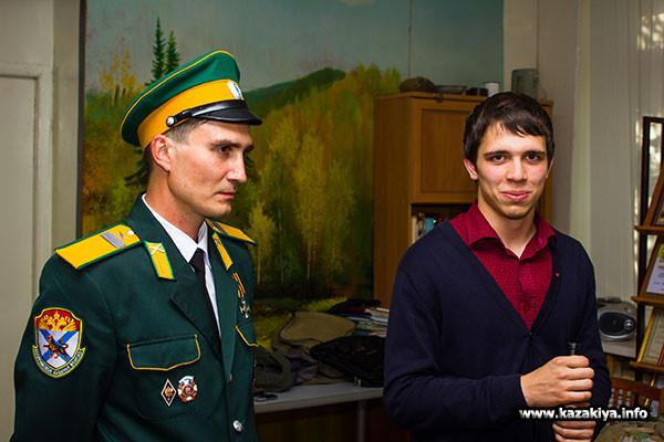 С Владом Кушнаренко