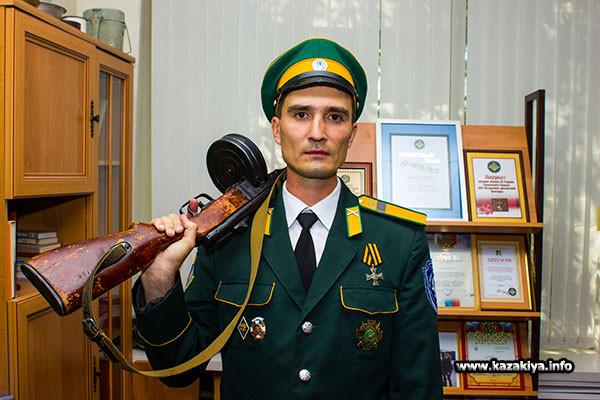 В память о боях за питомник Лукашова
