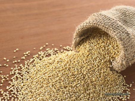 Казак, помни - амарант - золотое зерно!