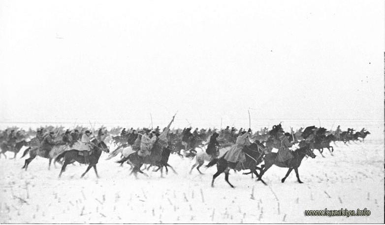 Рейд конницы Доватора по тылам противника