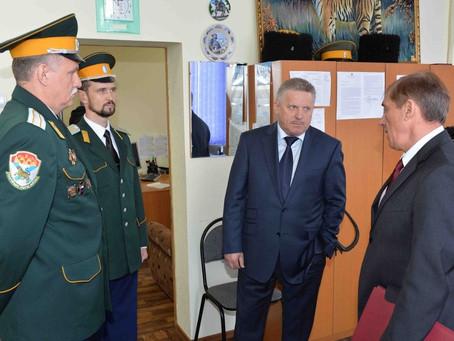 Вопросы развития казачества поднимались в Хабаровском крае