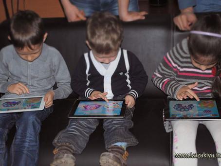 Казак! Убереги детей своих от цифрового слабоумия!