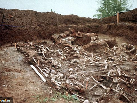 Захоронение казаков, защищавших Албазинский острог в 17 веке, найдено в Приамурье