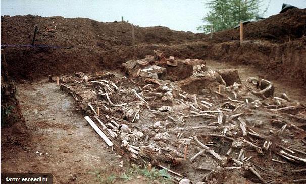 Захоронение Албазинских казаков XVII века найдено археологами.png