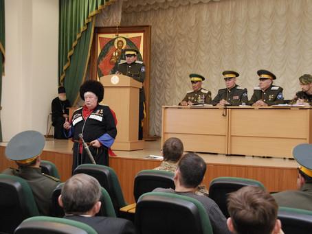 Число казачьих обществ выросло в Хабаровском крае