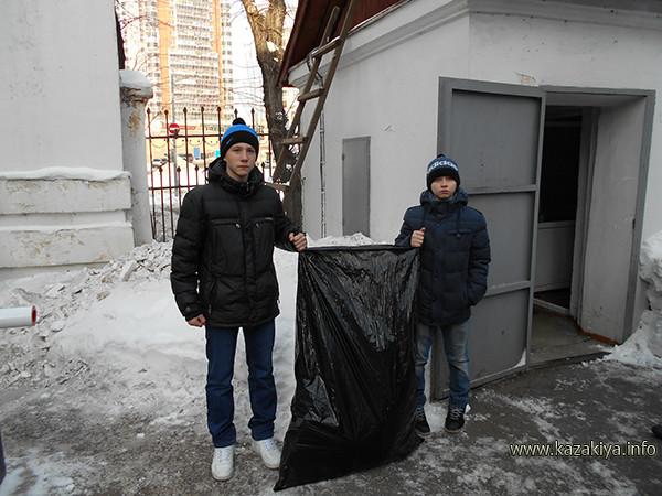 """Данила Алексеев и Андрей Дёмин с """"уловом"""""""