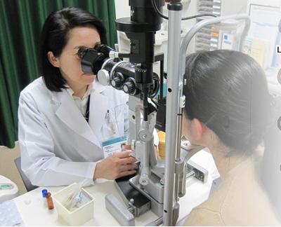 神戸アイセンター病院との共同研究を開始しました