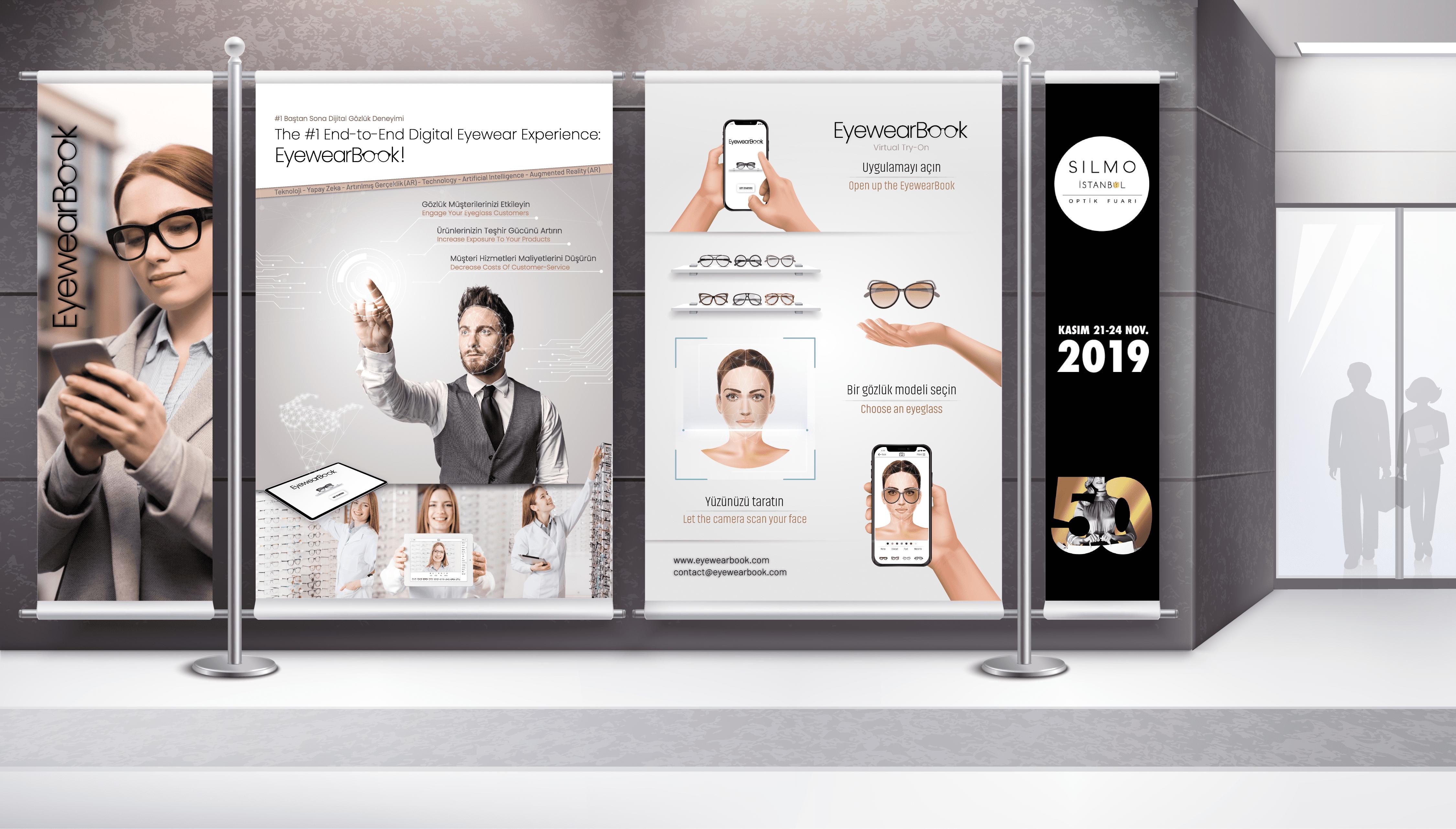 Eyewearbook Silmo Fair Posters