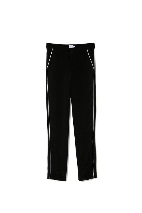 Black Nº8 Pijama Pant