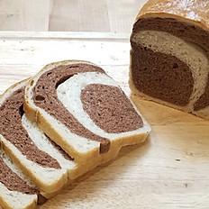 Marbled Rye Sandwich Bread