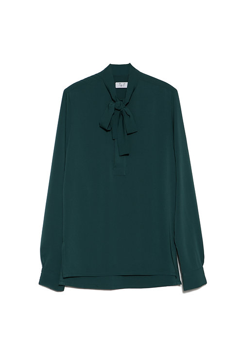 Green Bow Shirt