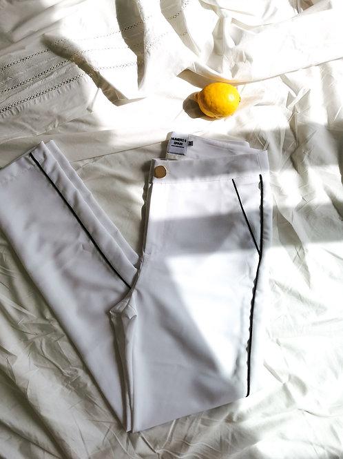 White Nº8 Pijama Pant