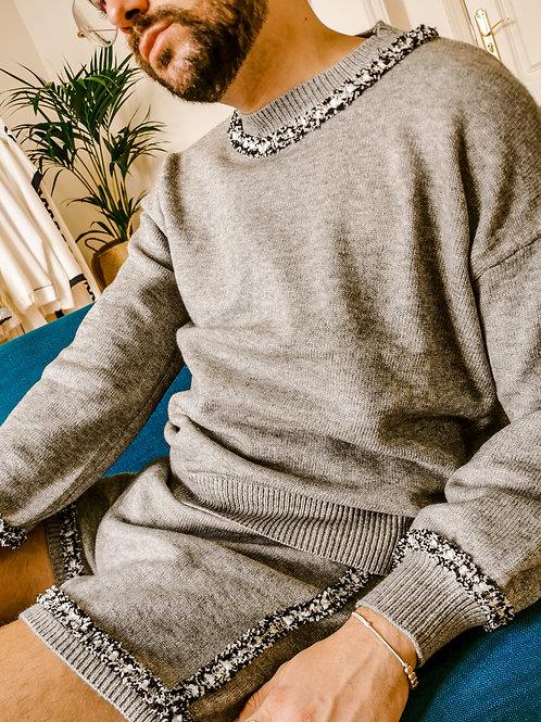 The Little Gray Sweatshirt