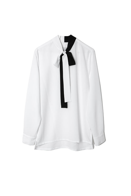 London Bow Shirt