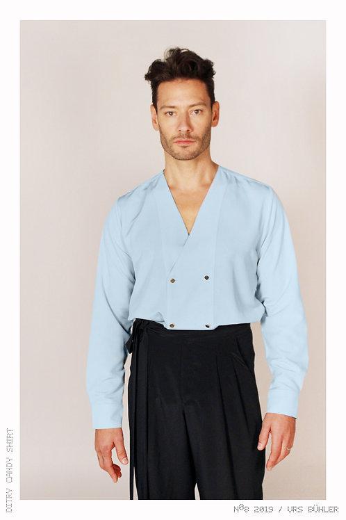 Ditry Shirt Baby Blue