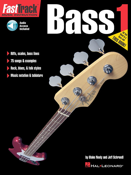 Fast Track Bajo   Grado 1   Hal Leonard