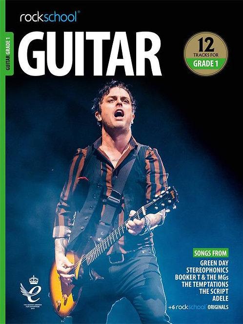 Guitarra Eléctrica | Grado 1 | Rockschool