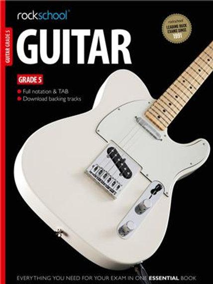 Guitarra Eléctrica | Grado 5 | Rockschool