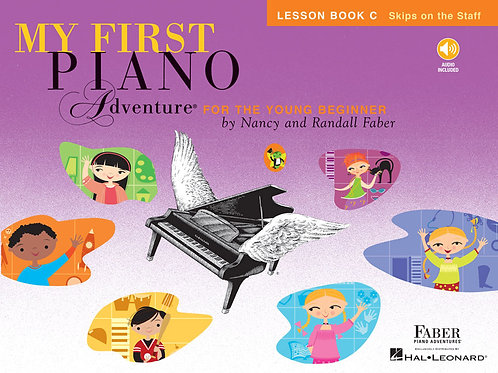 My First Piano Adventures | Grado 3 | Hal Leonard