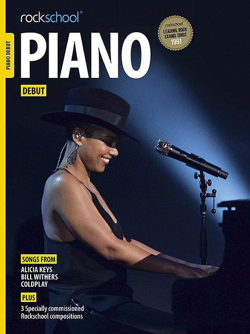 Piano | Debut | Rockschool