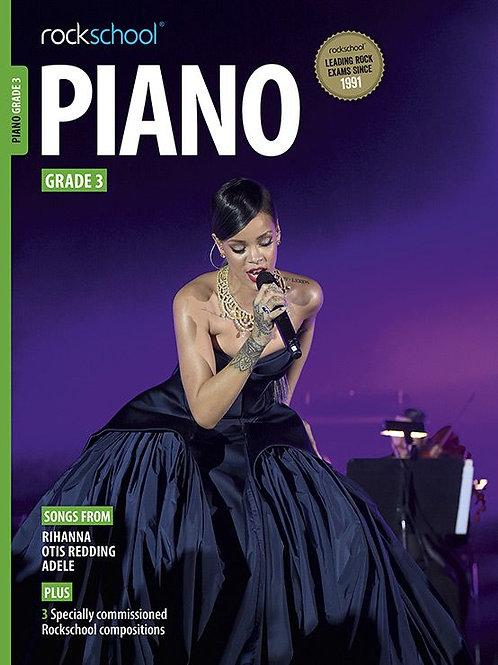 Piano 3 | Rockschool