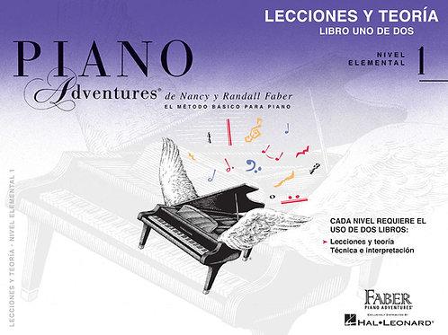Piano Adventures | Grado 1 | Hal Leonard