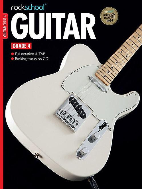 Guitarra Eléctrica | Grado 4 | Rockschool
