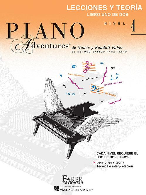 Piano Adventures | Grado 4 | Hal Leonard