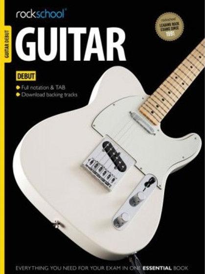 Guitarra Eléctrica | Debut | Rockschool