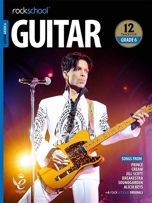 Guitarra Eléctrica | Grado 6 | Rockschool