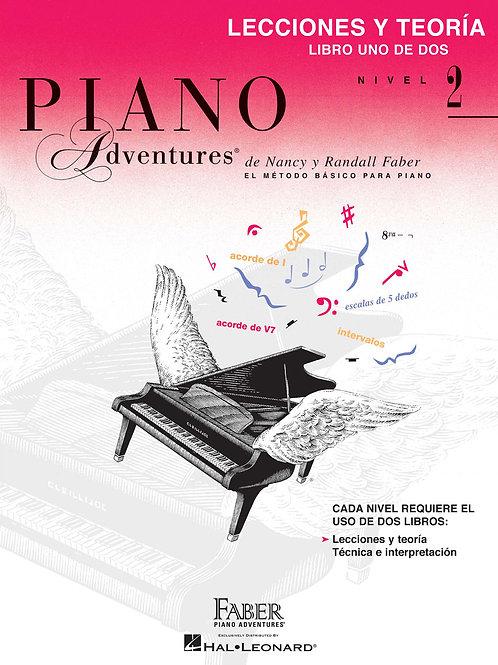 Piano Adventures | Grado 2 | Hal Leonard