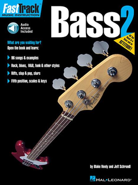 Fast Track Bajo | Grado 2 | Hal Leonard