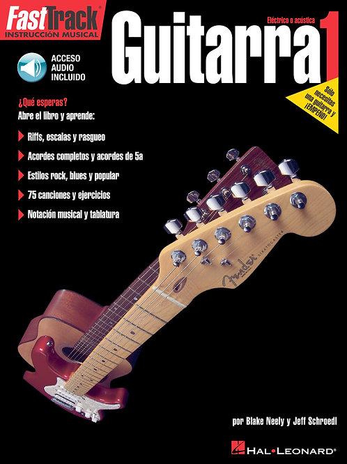 Fast Track Guitarra | Grado 1 | Hal Leonard
