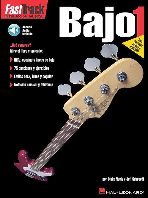 Fast Track Bajo | Grado 1 | Hal Leonard
