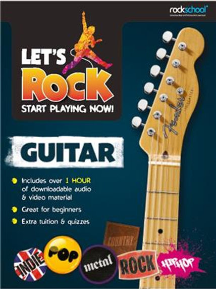 Let's Rock | Guitarra
