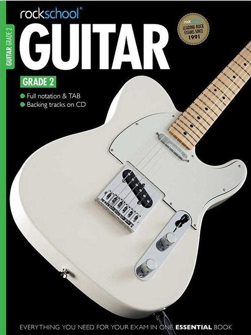 Guitarra Eléctrica | Grado 2 | Rockschool