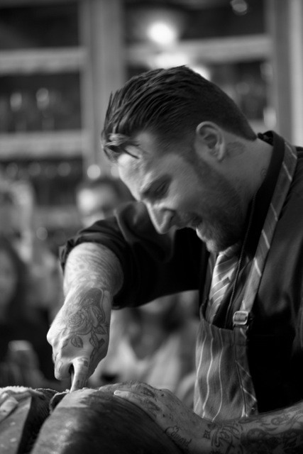 Chef Rob Ruiz