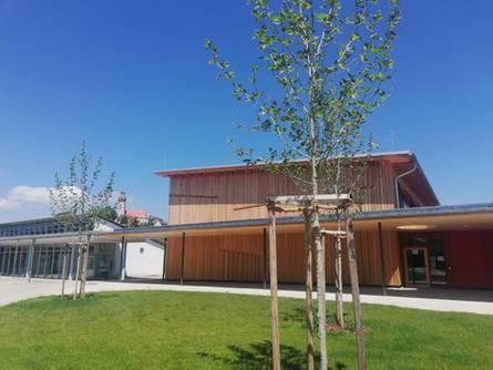 Außensportanlage für Carl-Orff-Grundschule