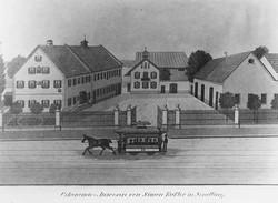 1885 - Alter Kafler Hof