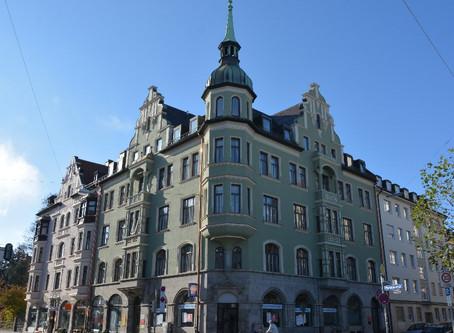 Wunderbares Top-Büro in Jugendstilaltbau in Sendling - zu mieten ab 01.01.2021