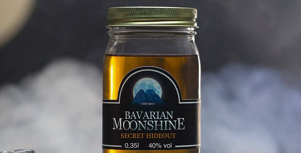 Bavarian Moonshine - Server Hideout 0,35L