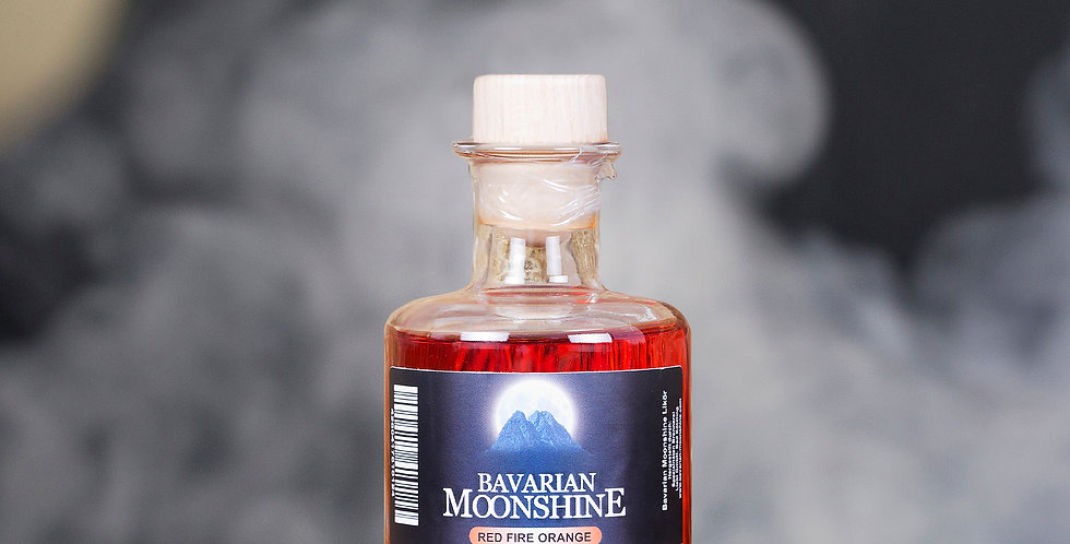 Bavarian Moonshine - Red Fire Orange 0,2L