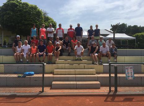 Mixed-Turnier und Sommerfest