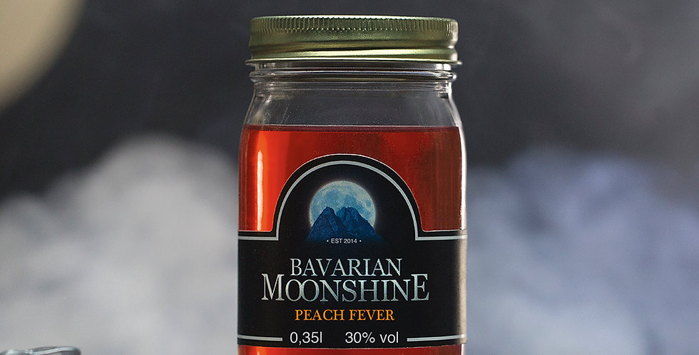 Bavarian Moonshine - Peach Fever 0,35L
