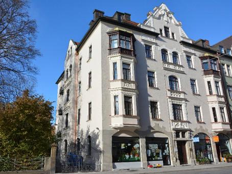 Schöne Erdgeschoss Wohnung in Jugendstilaltbau in Sendling - VERMIETET!!!