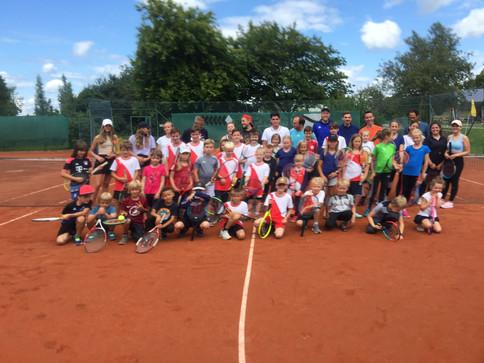 Turnier- und Jugendcamp