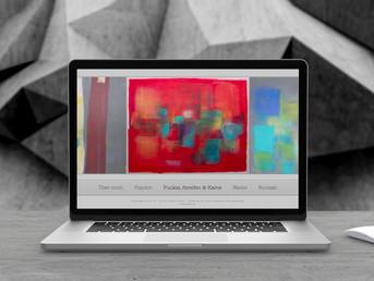 Online Portfolio: Das Internet, Ihr Atelier!