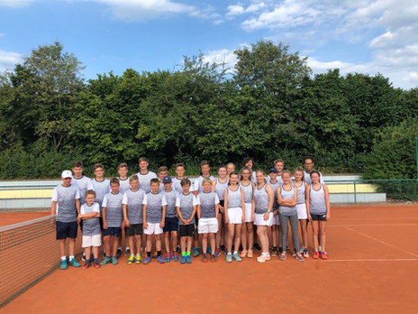 Turniercamp 2019
