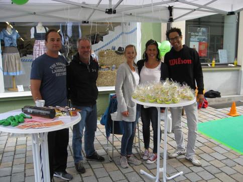 Tag des Sports in Weilheim